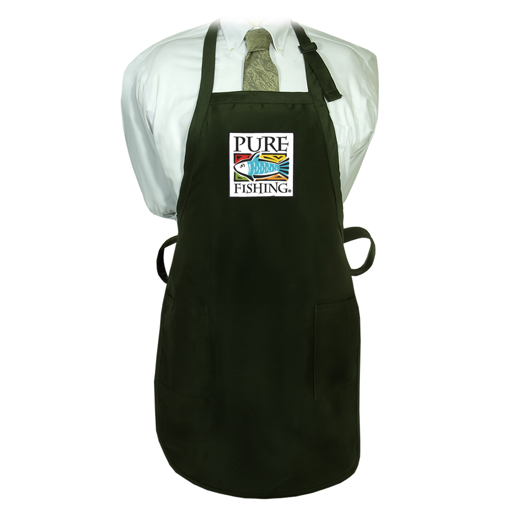 Personalized Gourmet Aprons With Pockets Pllt4374