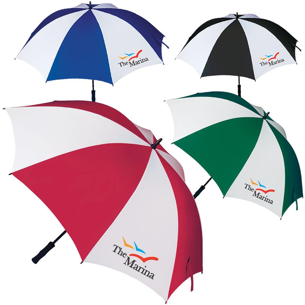 Custom Compact Automatic Folding Umbrellas   XD102