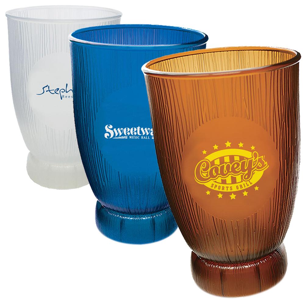 Personalized 18 Oz Plastic Coconut Cups Hwcco18
