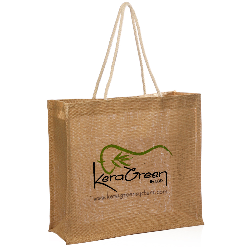 Jute Bags With Rope Handles