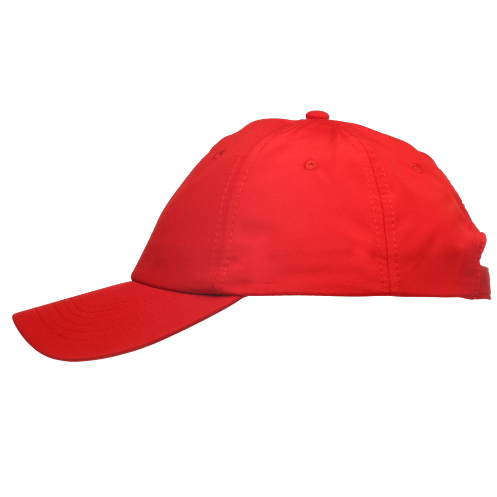 Custom 6 Panel Constructed Polyester Caps