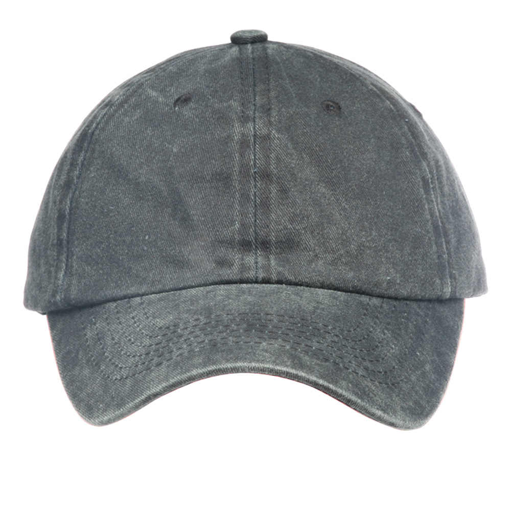 Custom 6 Panel Washed Cotton Unconstructed Caps  73bd0c7a1a5