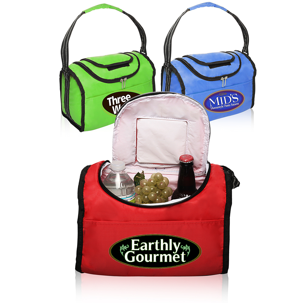 personalized insulated lunch bags promotional