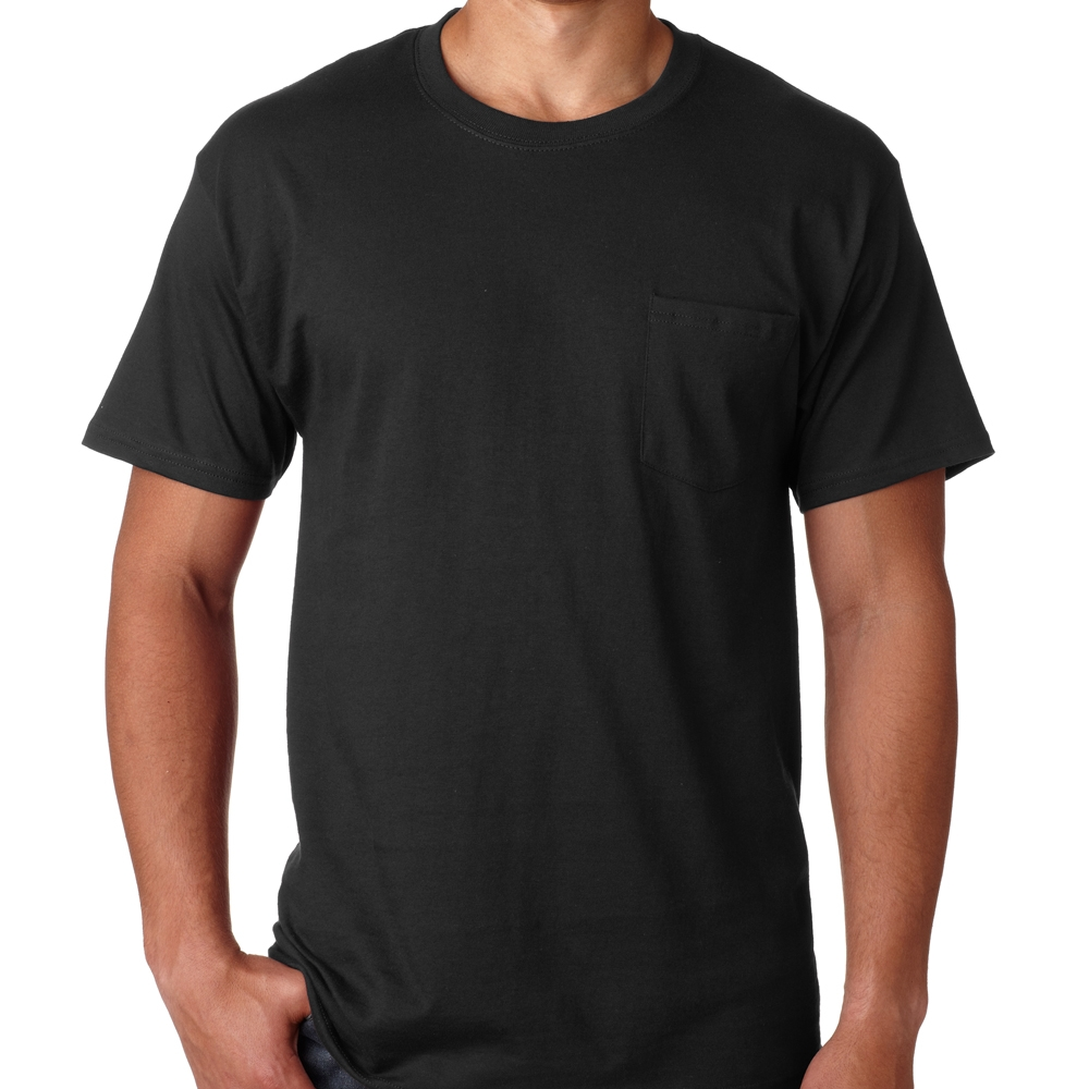 Hanes black t shirts xxl - More Images