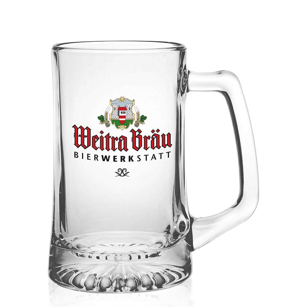 Personalized 25 Oz ARC Sports Beer Mugs