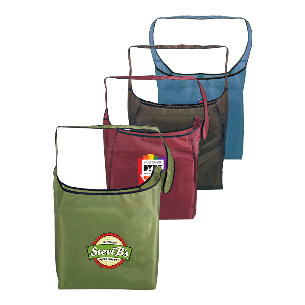 278edf1cc More Images. Gallery 1  Gallery 2. 0. Full Color RPET Fold-Away Sling Bags  ...
