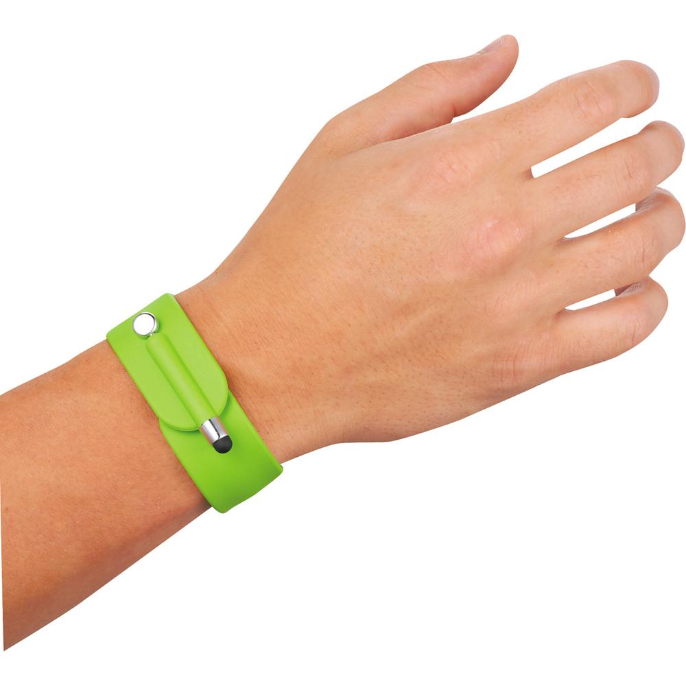 Custom Skillz Slap Bracelets With Stylus Sm3879