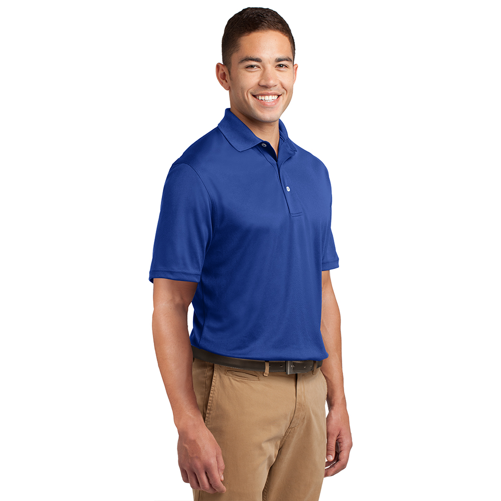 Embroidered Sport Tek Dri Mesh Polo Shirts K469 Discountmugs