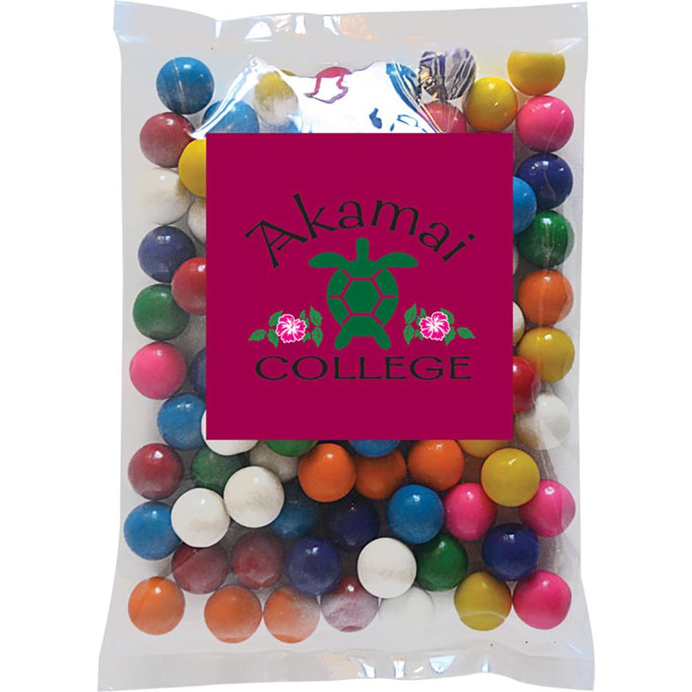 Bulk Gum Balls In Large Label Packs Mgbl4gb Discountmugs