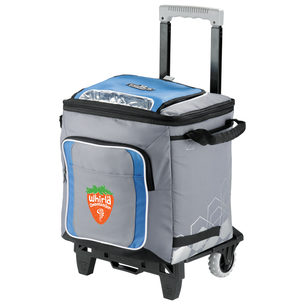 Personalized Arctic Zone Icecold Rolling Coolers Arctic