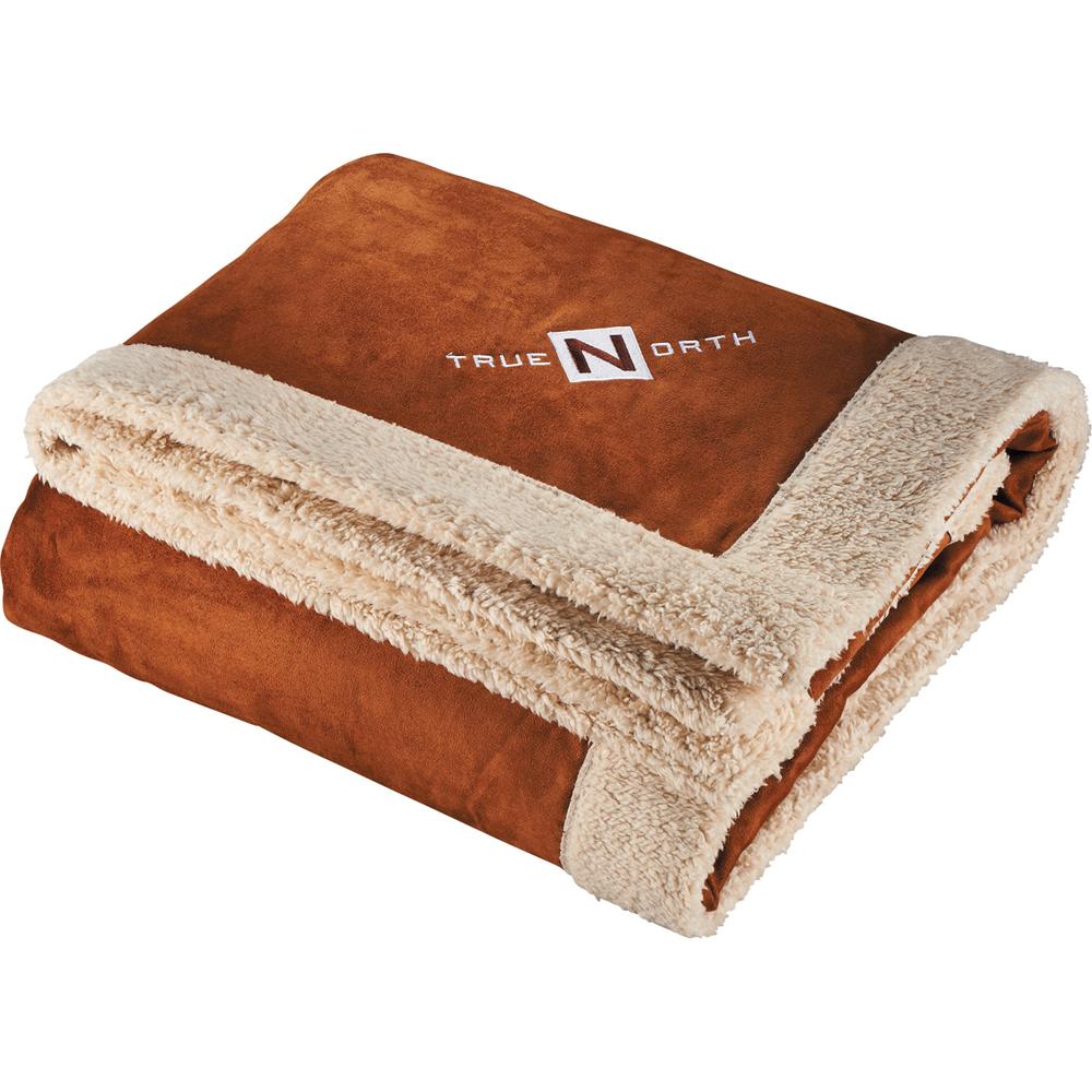 Leeds 174 appalachian sherpa blankets ultimate deluxe plush blankets