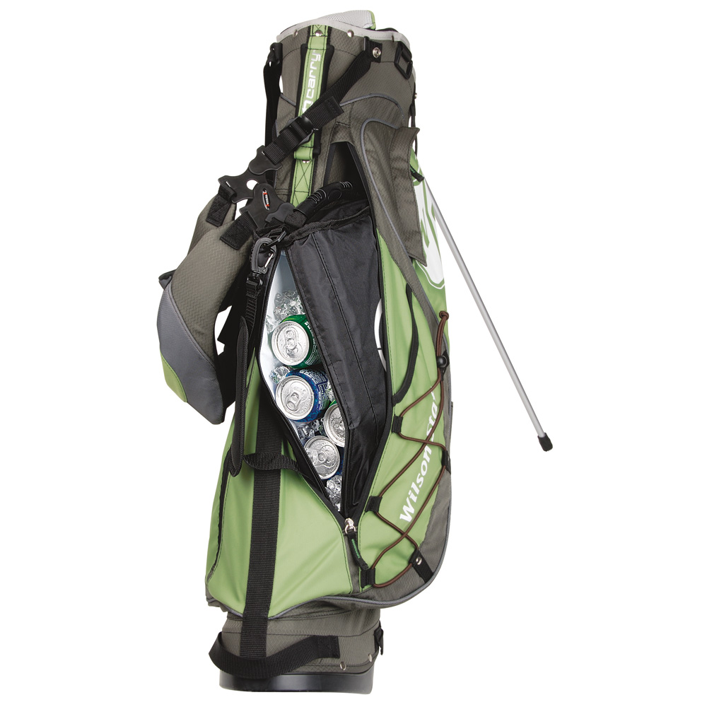 Best Wine Coolers >> Personalized Golf Bag Coolers | X10676 - DiscountMugs