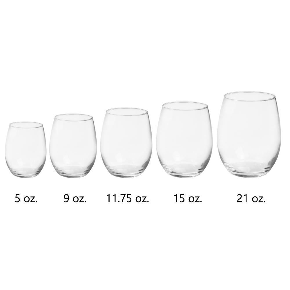 2e7214c7b60 21 oz. ARC Stemless Wine Glasses   C8304
