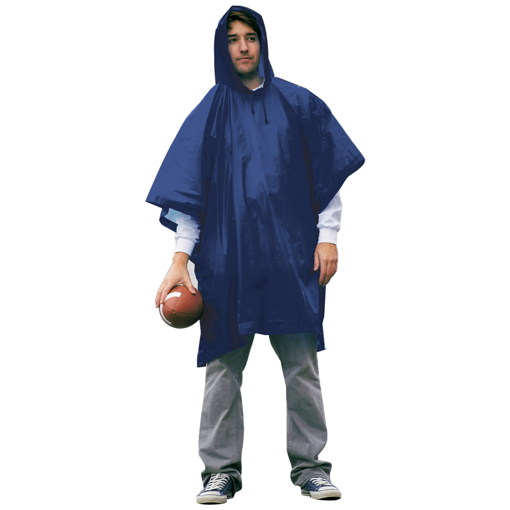 Personalized Game Day Ponchos Le107054 Discountmugs