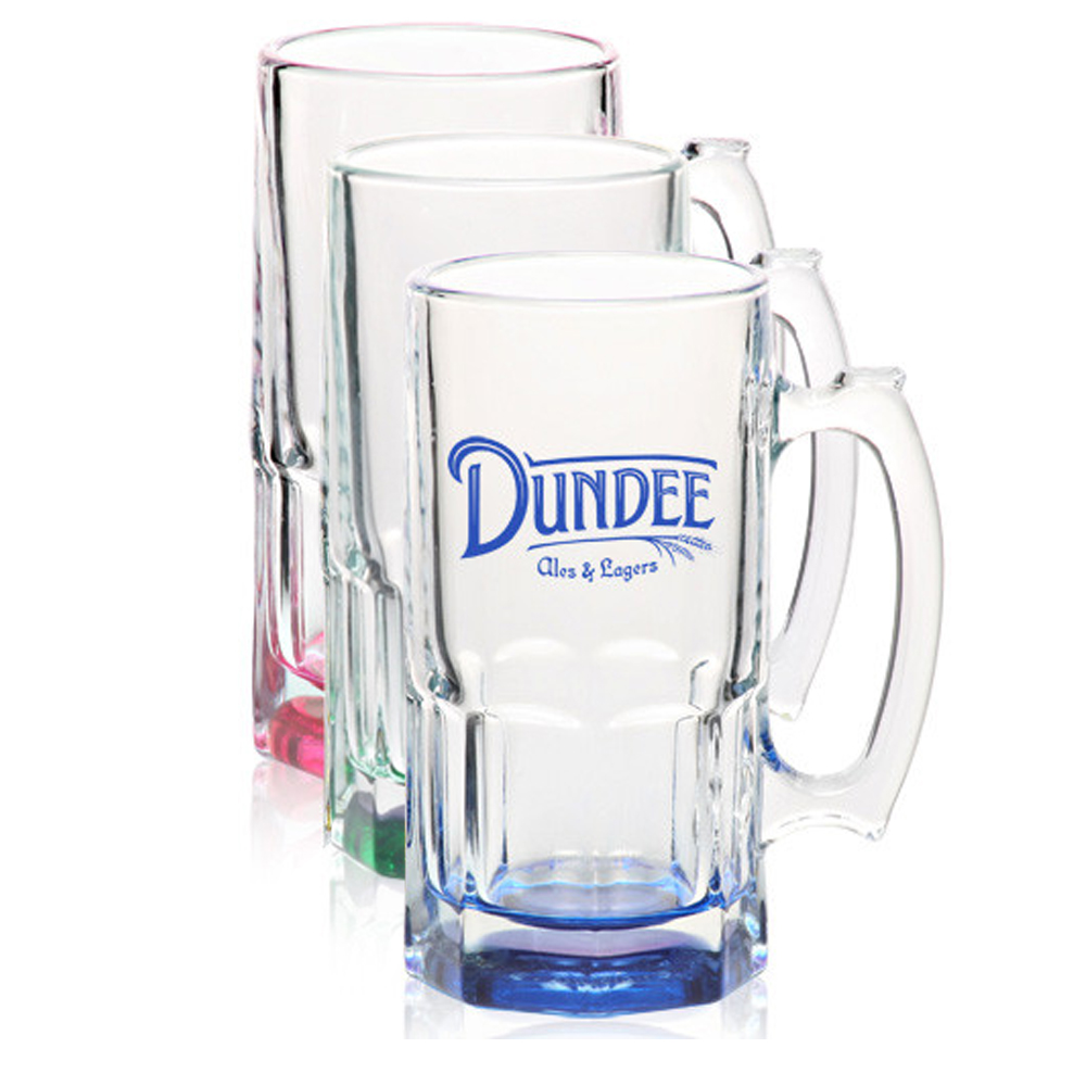 personalized 34 oz libbey super sports etched beer mugs 5262