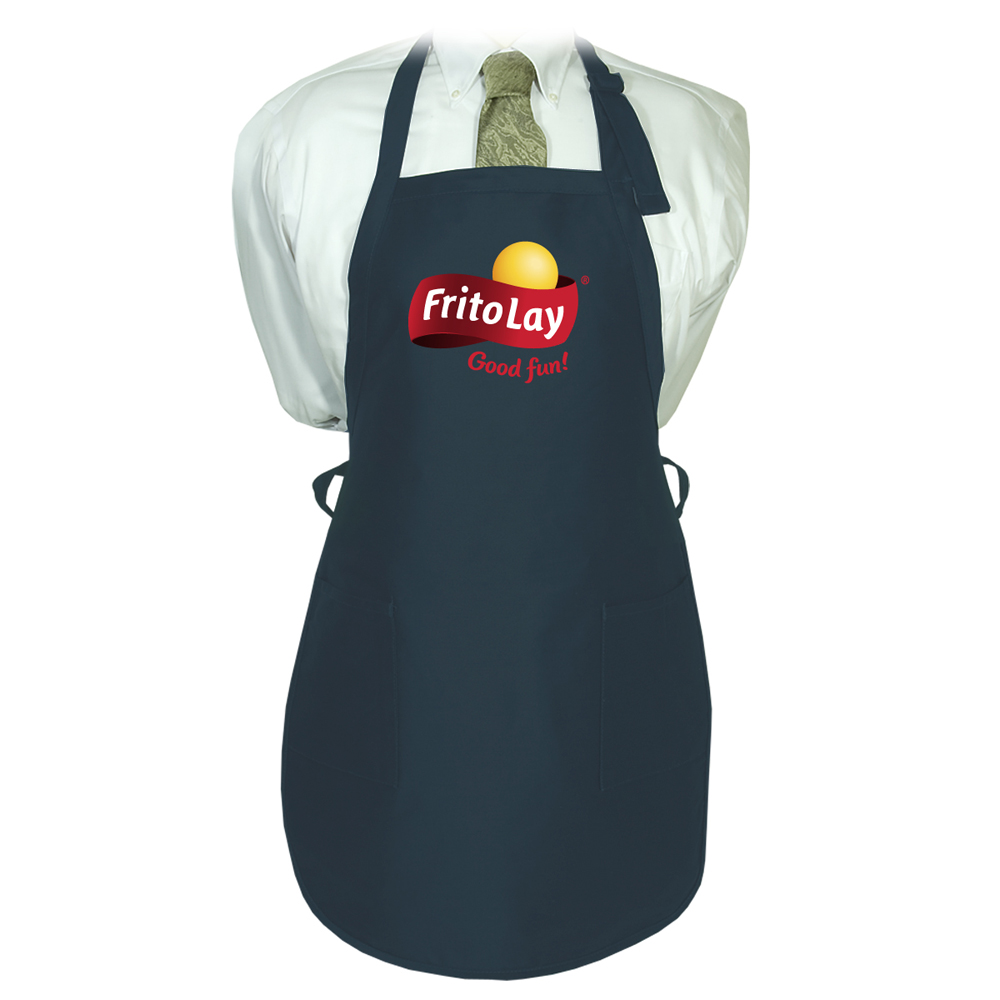 Personalized Primeline Gourmet Aprons With Pockets