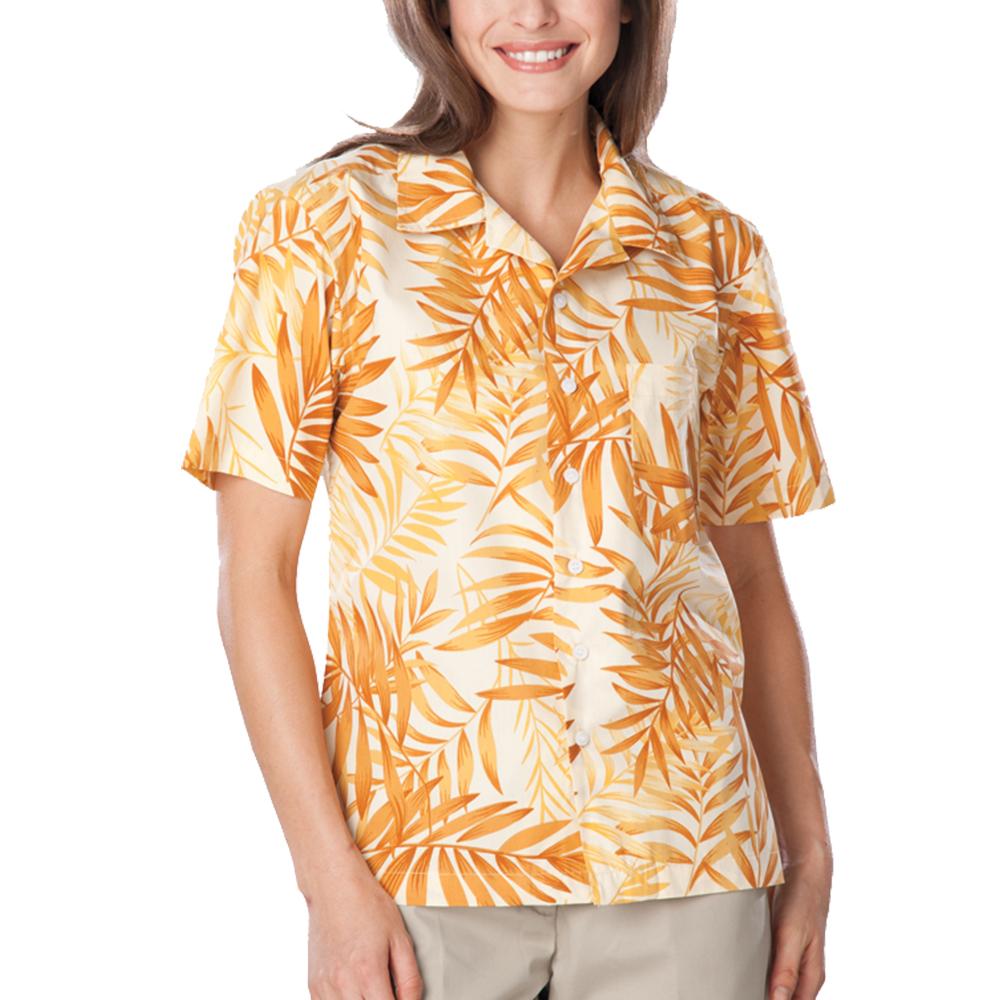 Wholesale Camp Shirts Blue Generation Adult Tonal Print Camp Shirts