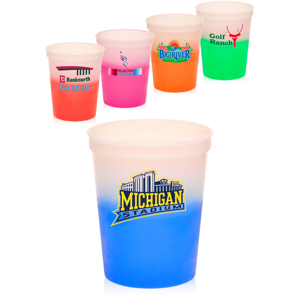 Color Changing Drinking Glasses