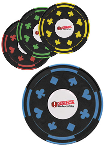 Poker suit colors