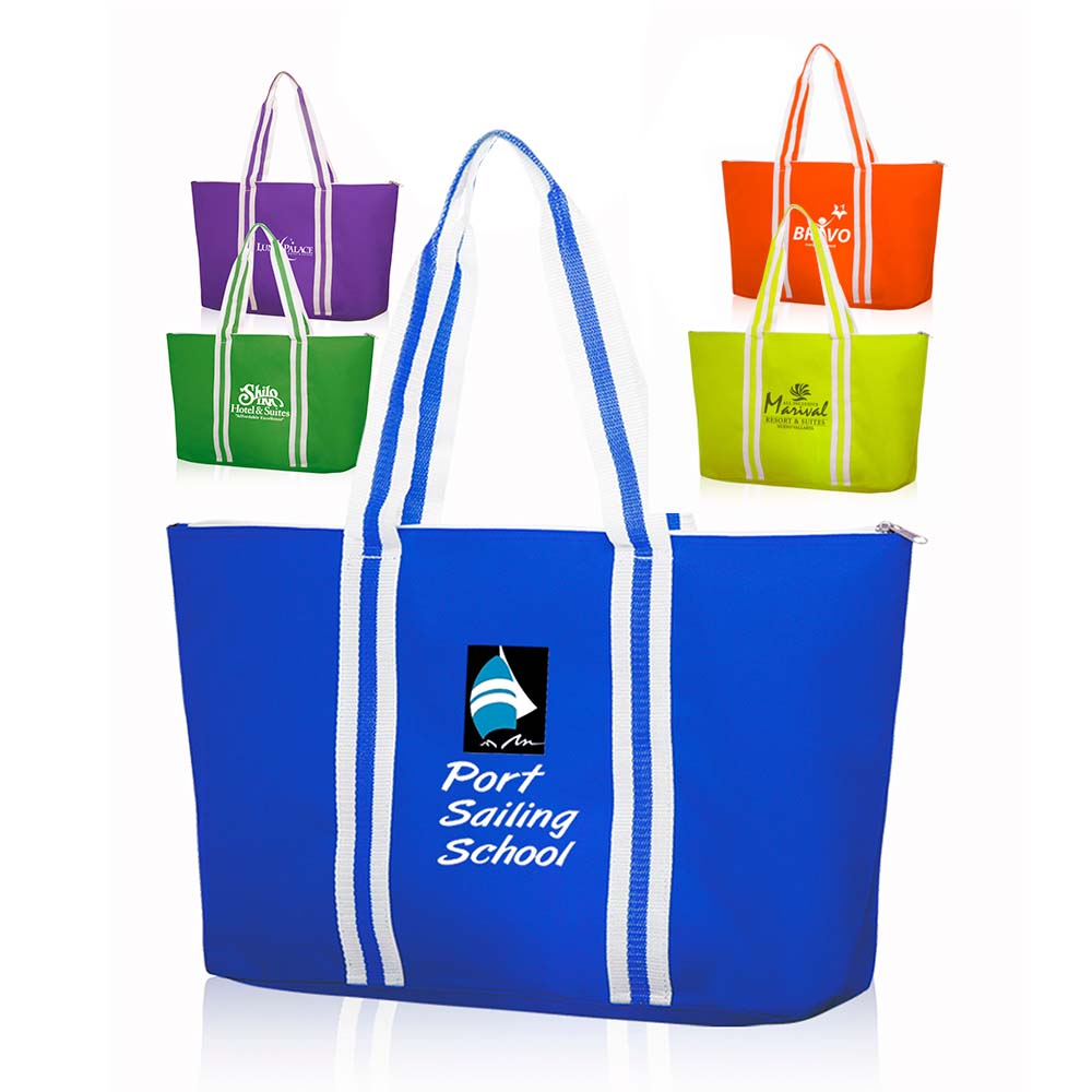 custom tote bags personalized with logo from 49 discountmugs