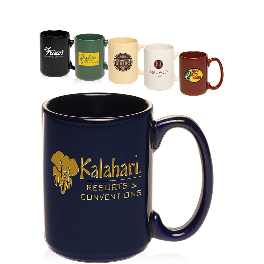 Personalized coffee mugs raleigh nc - Custom 15 Oz Large El Grande Coffee Mugs