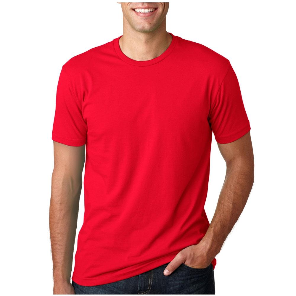 80dda584ab3 Next Level Mens Short Sleeve T-shirts | NL3600