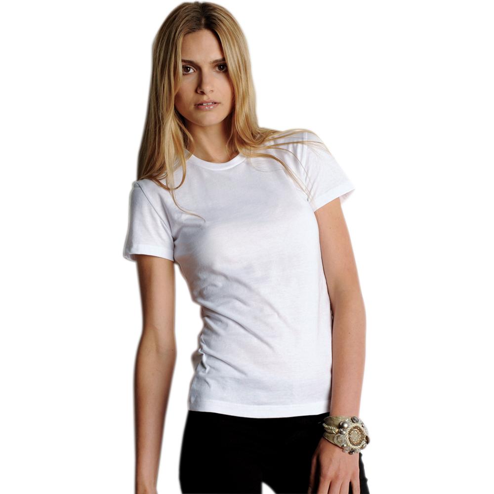 Bella ladies wholesale custom printed bulk personalized for Cheap promo t shirts