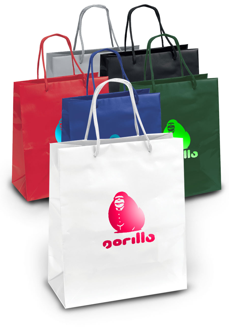 Personalized Gift Bags Wholesale | DiscountMugs