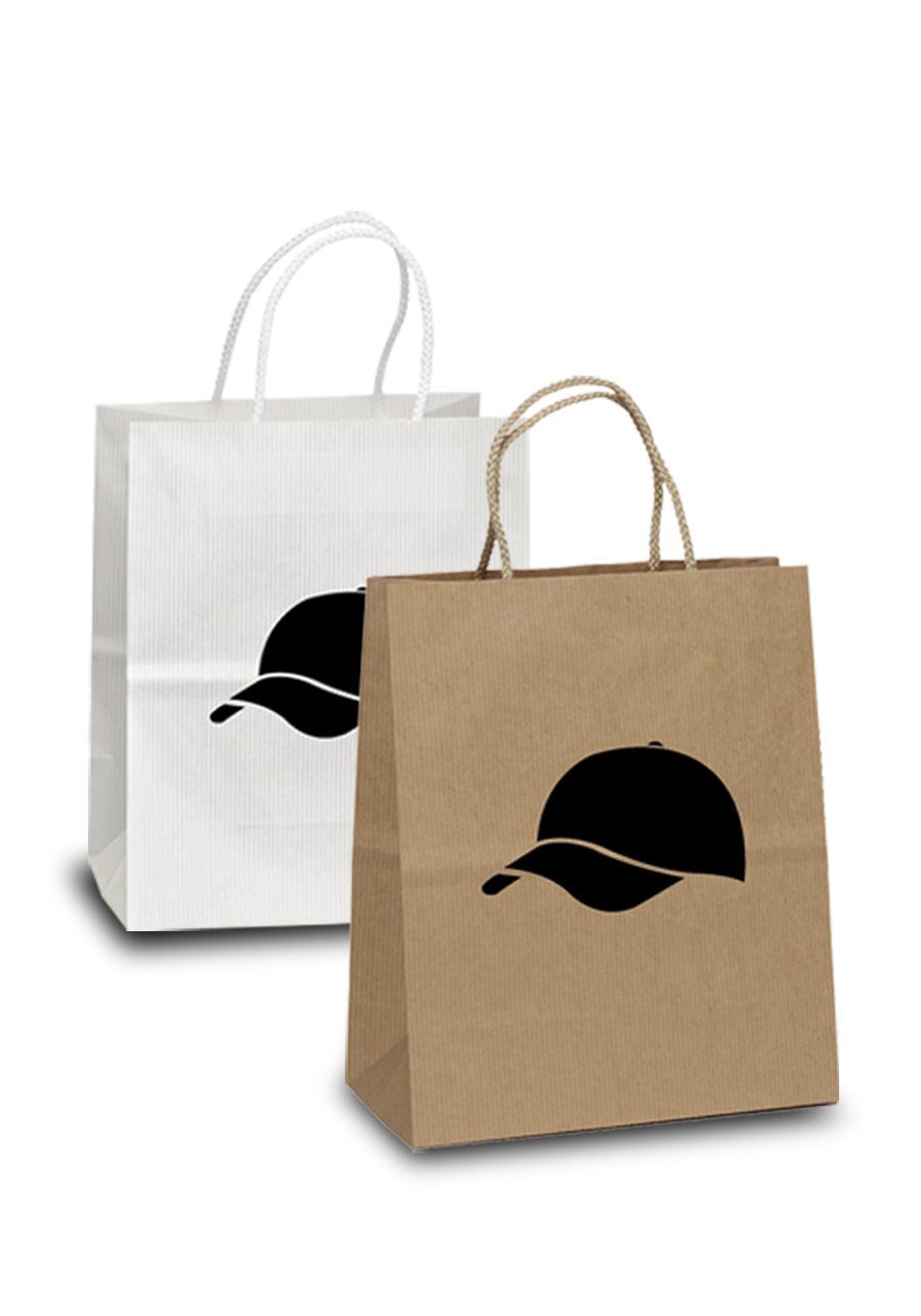 Wholesale Printed Shopping Bags   Uptown Shopper Custom Paper Bags e2GSsMqV