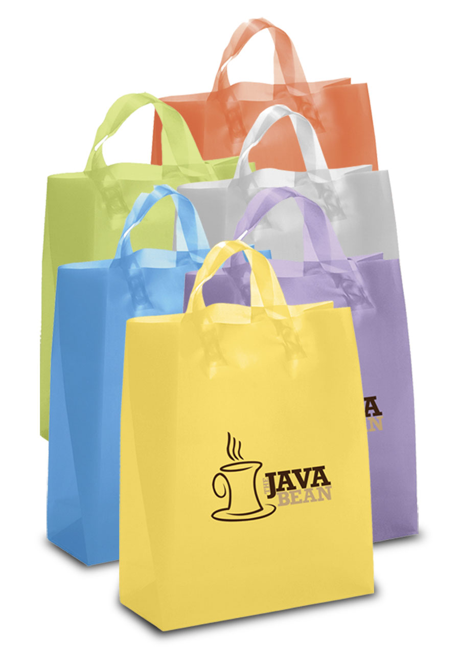 plastic giveaway bags wholesale