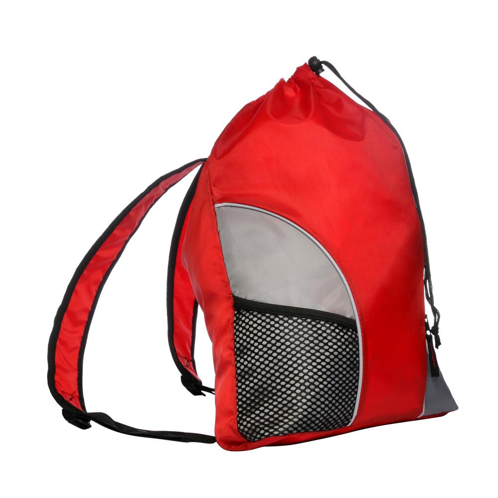 Personalized Sporter Drawstring Backpacks