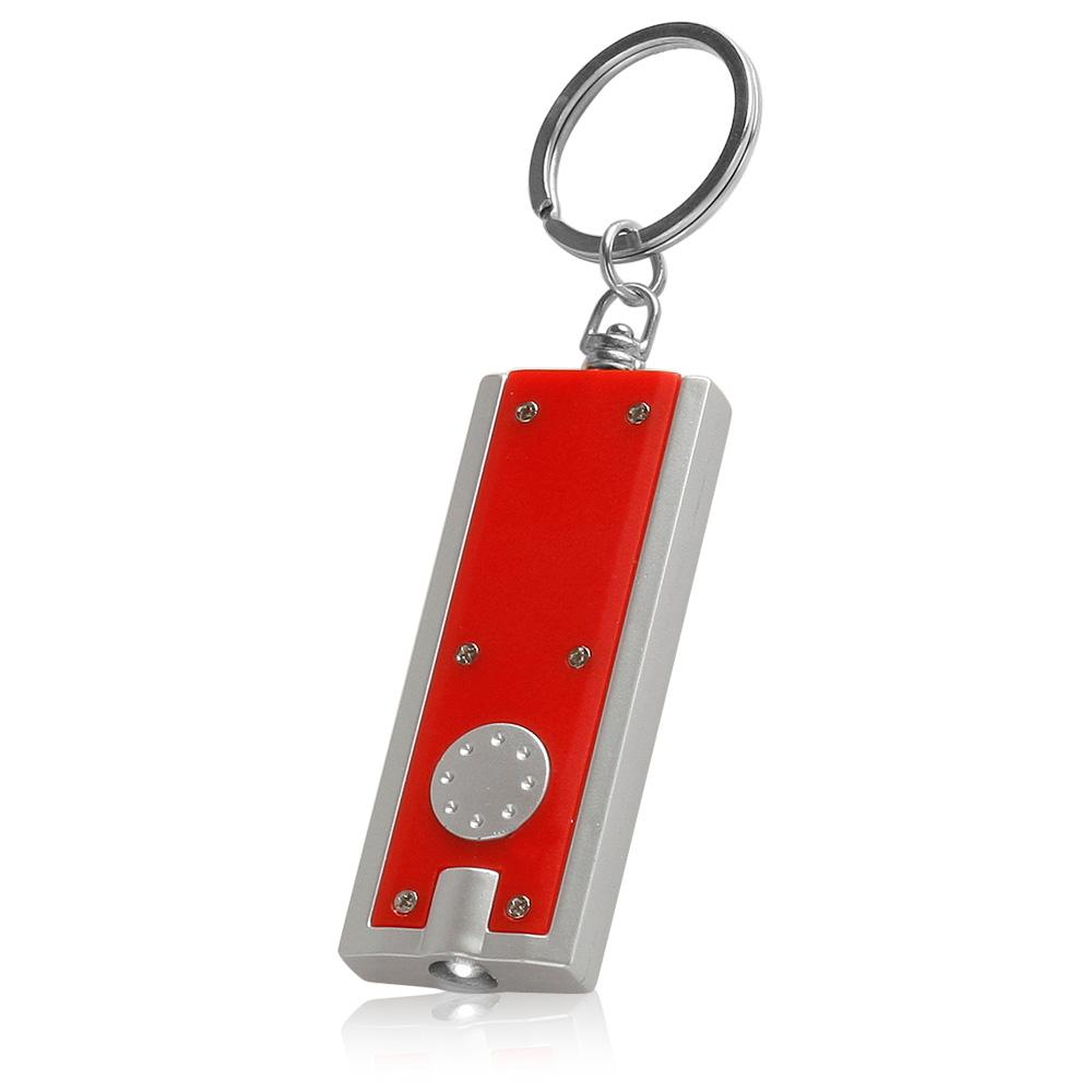 Rectangle Light Keychains | KEY01