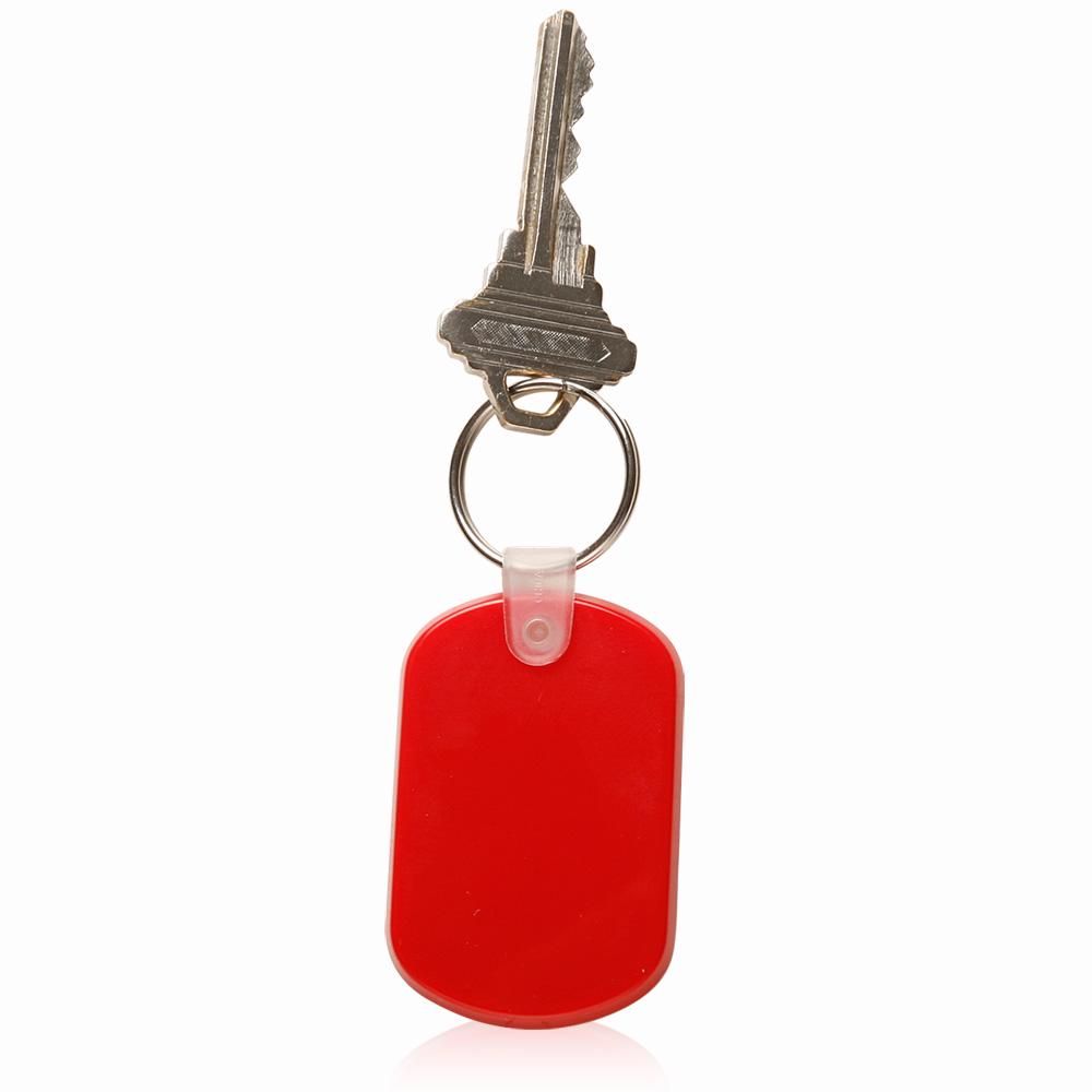 Custom Tag Soft Plastic Keychains With Logo