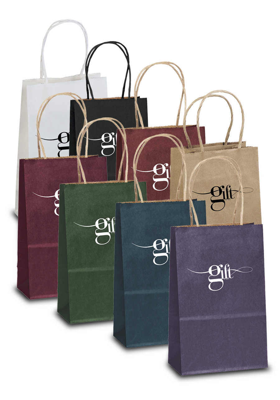 Personalized toto matte paper gift bags bm34p58 discountmugs gallery 1 negle Image collections