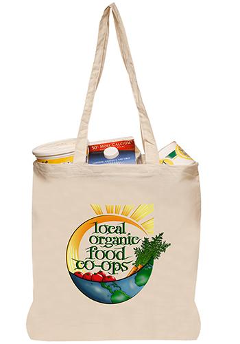 Personalized Natural Cotton Fiber Tote Bags  1276bb0f4b0a6