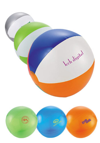 Bulk Swirl Beach Balls Sm7633 Discountmugs