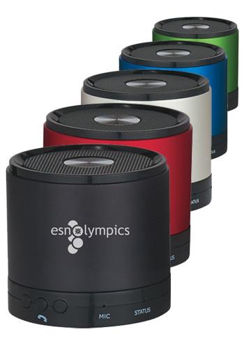 963ee4f4c Custom Round Wireless Bluetooth Speakers