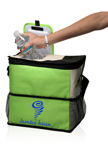 Personalized Big Insulated Cooler Lunch Bags Lun13