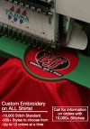 Embroidery T Shirts