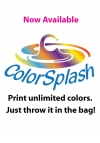 Color splash Tote Bags