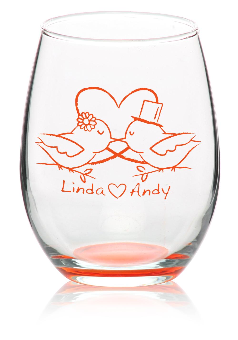 Wholesale Wine Glasses Personalized David Simchi Levi