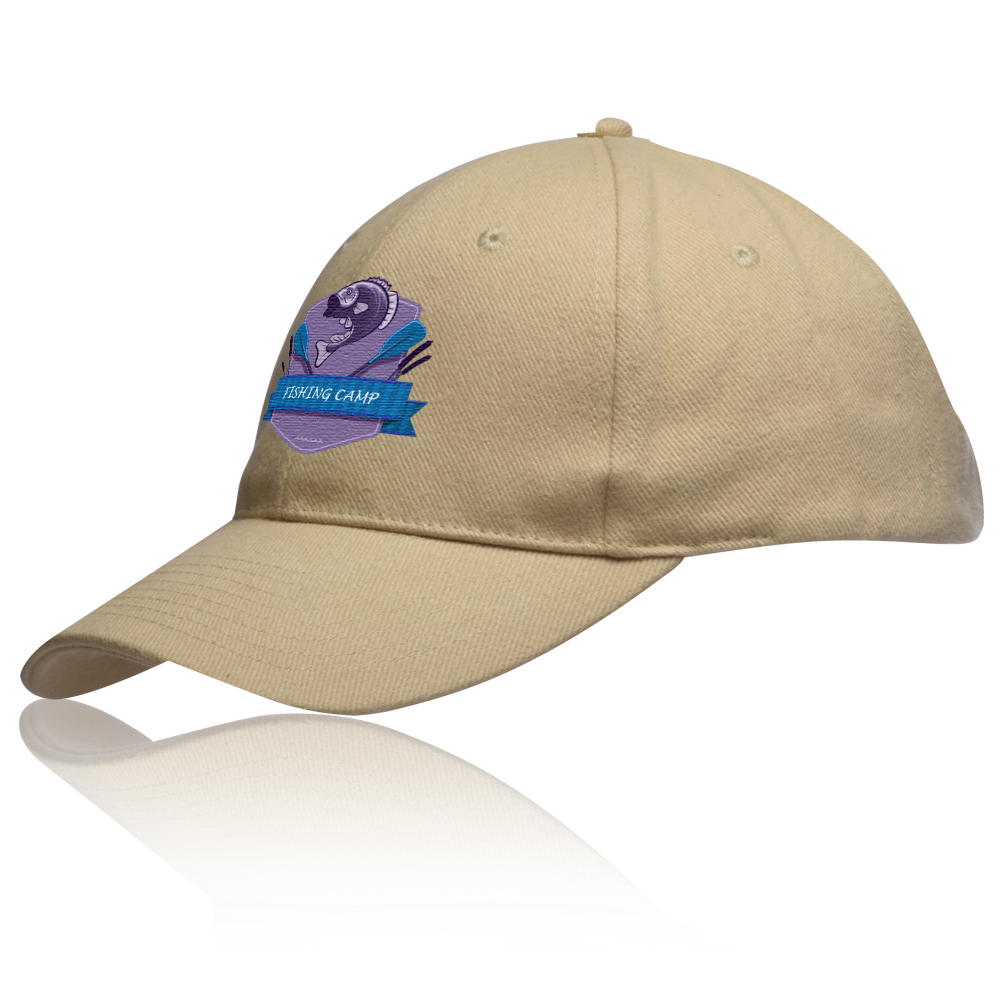d158e060e 6 Panel Buckle Baseball Caps | CAP05