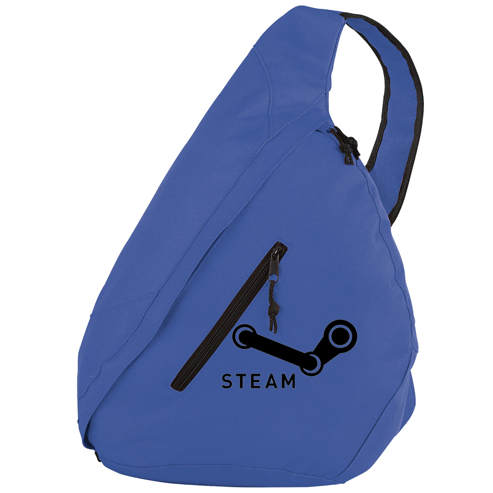 Personalized Brooklyn Deluxe Sling Backpacks | SM7269 - DiscountMugs