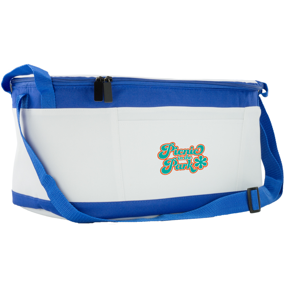 Game cooler bags - White Black