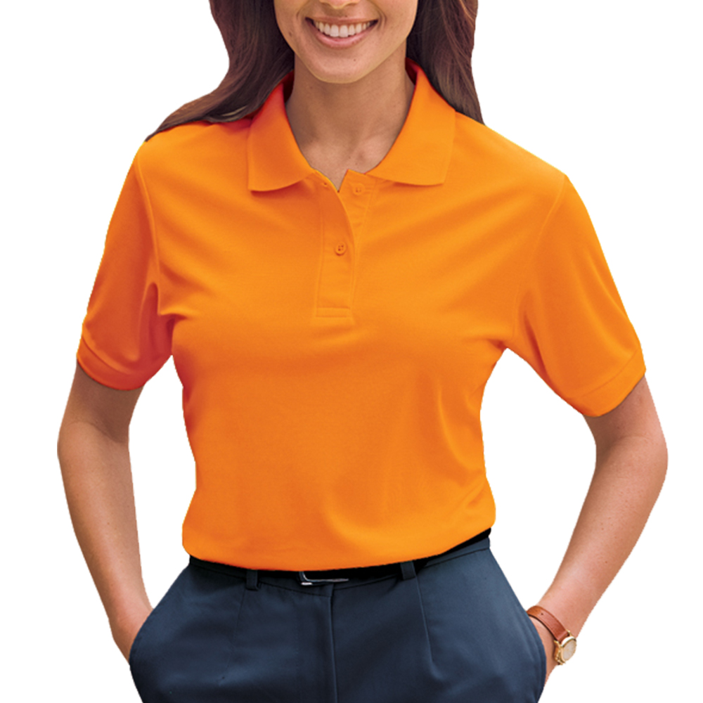 Embroidered Stain Resistant Ladies Polo Shirts Bgen6510 Discountmugs