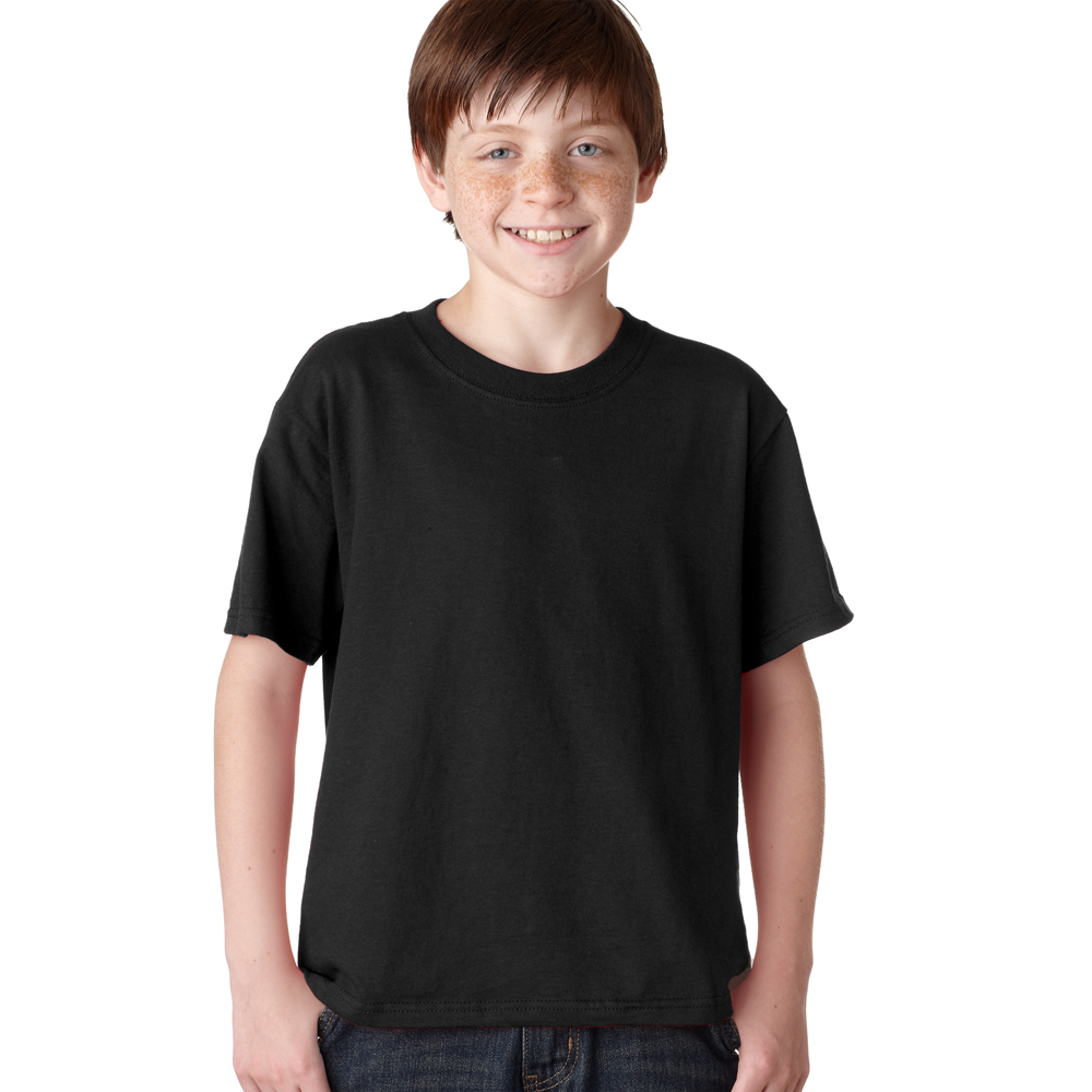 Childrens Black T Shirt | Artee Shirt