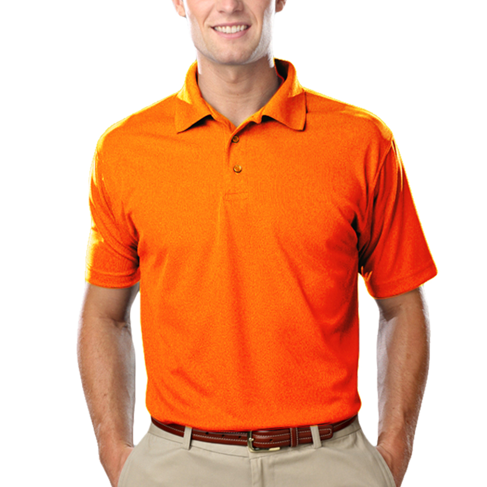 Embroidered Blue Generation Mens Wicking Polo Shirts Bgen7300t