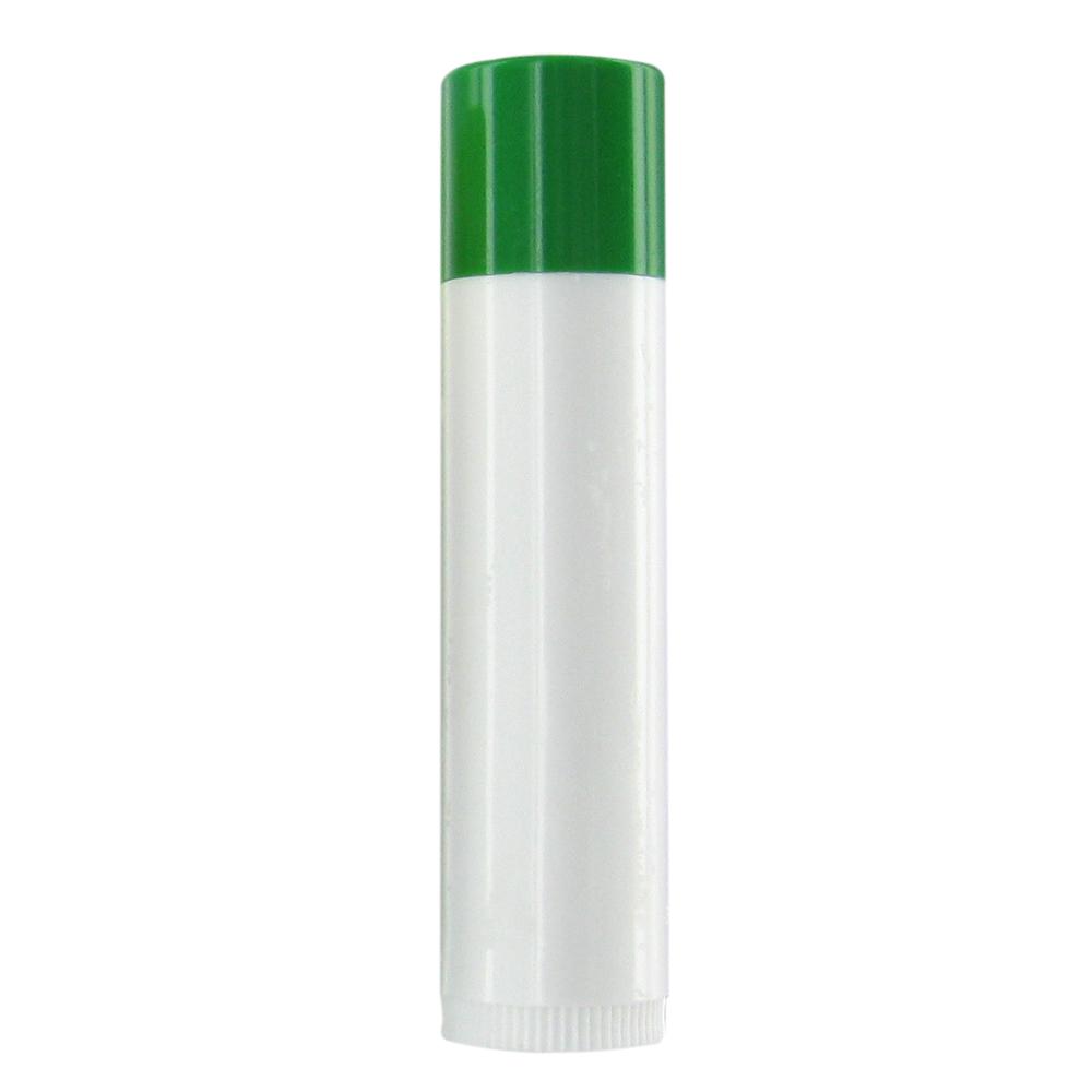 Natural Lip Balms in White Tube   SUZLBXWT