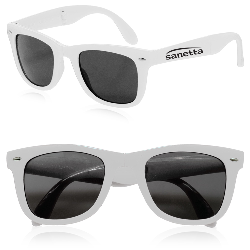Custom Foldable Sunglasses | SGL07 - DiscountMugs