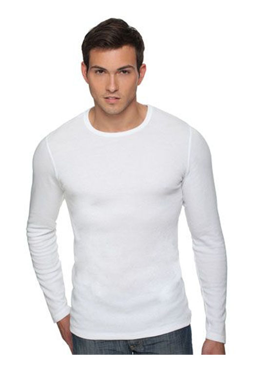 Thermal Shirts. Protect the body against the chill of the cold weather months by creating a fashion ensemble to include a shirt made out of thermal material. Thermal shirts are designed to provide maximum comfort while keeping the body warm.